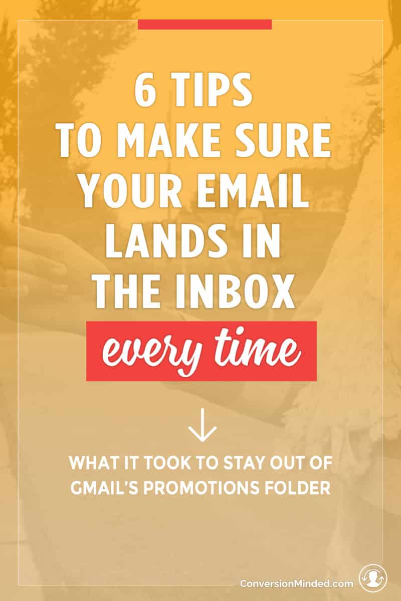 Tips To Make Living Room Cozy: Make Sure Your Email Lands In The Inbox Every Time: 6 Easy