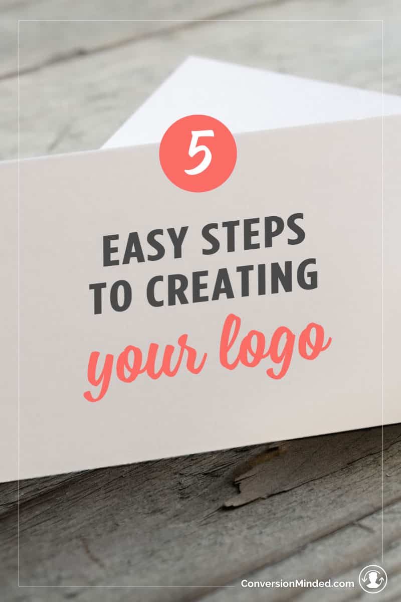 Follow these steps for creating a logo that reflects your brand tone and aesthetic.